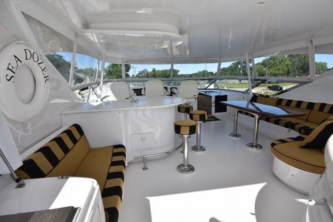 44 2004 HATTERAS 80 Motoryacht Motor Yacht 2666488