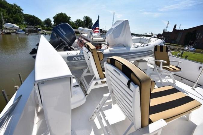 45 2004 HATTERAS 80 Motoryacht Motor Yacht 2666489