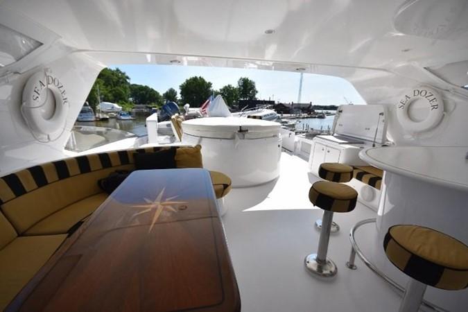48 2004 HATTERAS 80 Motoryacht Motor Yacht 2666492