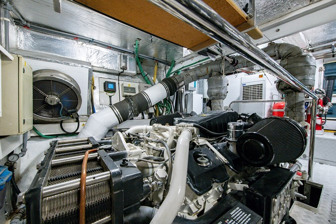 2004 SUNSEEKER 82 Manhattan  Motor Yacht 2605319