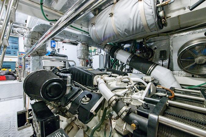 2004 SUNSEEKER 82 Manhattan  Motor Yacht 2605320