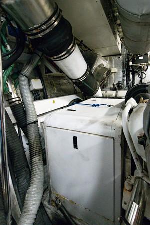 2004 SUNSEEKER 82 Manhattan  Motor Yacht 2605329