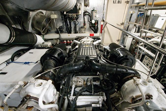 2004 SUNSEEKER 82 Manhattan  Motor Yacht 2605330
