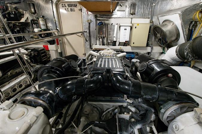 2004 SUNSEEKER 82 Manhattan  Motor Yacht 2605331