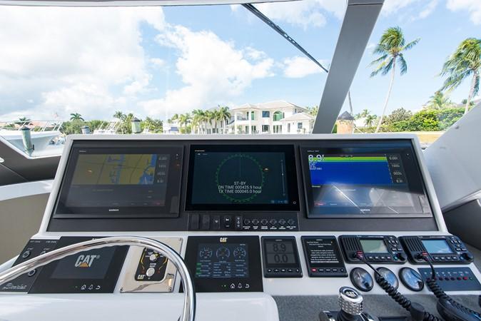 Helm 2018 CUSTOM CAROLINA 57' Walkaround Sport Fisherman 2608252