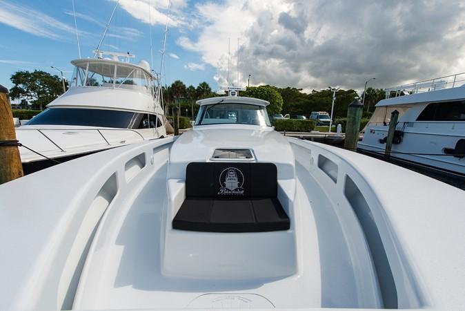 Bow 2018 CUSTOM CAROLINA 57' Walkaround Sport Fisherman 2608271