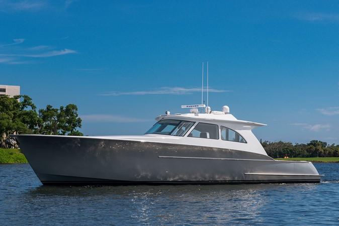 2018 57' Blackwell 2018 CUSTOM CAROLINA 57' Walkaround Sport Fisherman 2608289