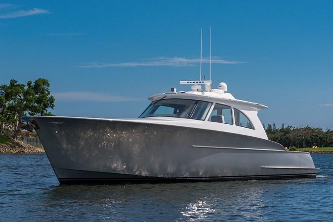 2018 57' Blackwell 2018 CUSTOM CAROLINA 57' Walkaround Sport Fisherman 2608290