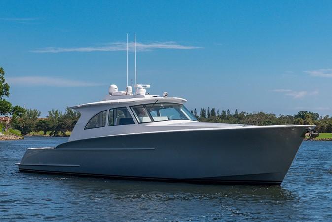 2018 57' Blackwell 2018 CUSTOM CAROLINA 57' Walkaround Sport Fisherman 2608293