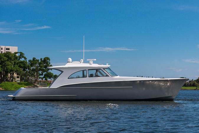 2018 57' Blackwell 2018 CUSTOM CAROLINA 57' Walkaround Sport Fisherman 2608296