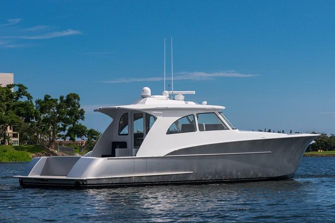 2018 57' Blackwell 2018 CUSTOM CAROLINA 57' Walkaround Sport Fisherman 2608297