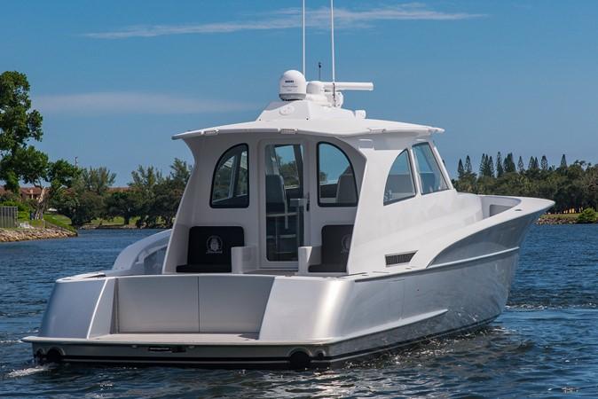 2018 57' Blackwell 2018 CUSTOM CAROLINA 57' Walkaround Sport Fisherman 2608298