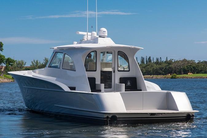 2018 57' Blackwell 2018 CUSTOM CAROLINA 57' Walkaround Sport Fisherman 2608300