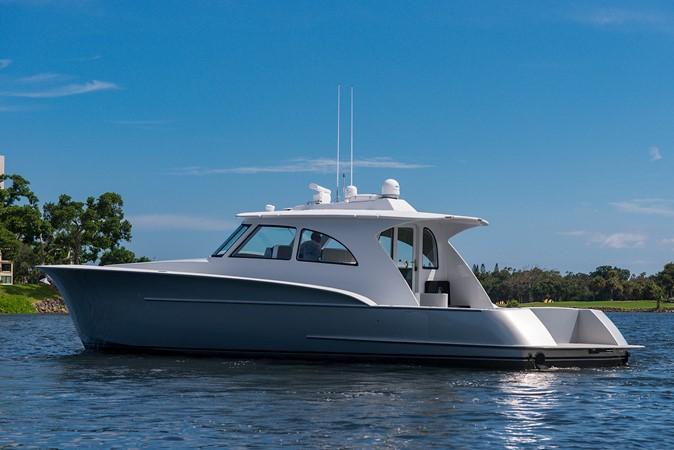 2018 57' Blackwell 2018 CUSTOM CAROLINA 57' Walkaround Sport Fisherman 2608301