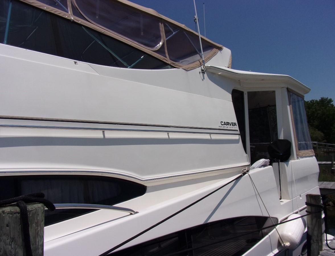 2004 CARVER 466 Carver Aft Cabin Motor Yacht 2604373