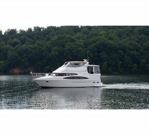 2004 CARVER 466 Carver Aft Cabin Motor Yacht 2604371