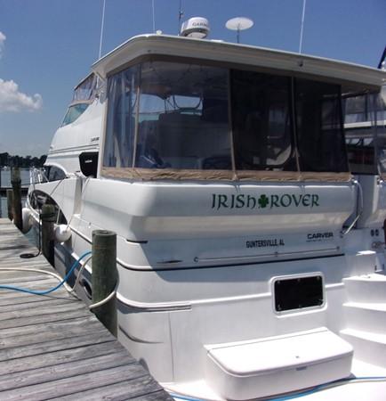 2004 CARVER 466 Carver Aft Cabin Motor Yacht 2604375