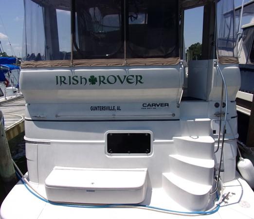 2004 CARVER 466 Carver Aft Cabin Motor Yacht 2604376