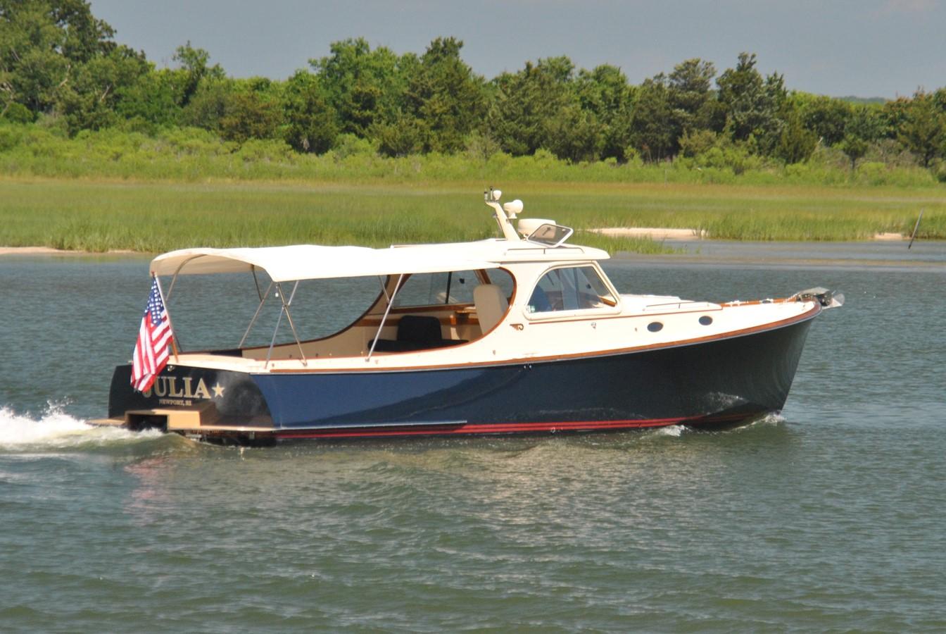 Cruising Speed 3 1996 HINCKLEY Picnic Boat Motor Yacht 2604798