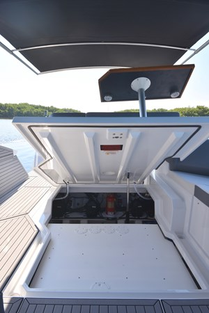 Engine Room Access 2020 Cruisers Yachts 38 GLS Runabout 2694554