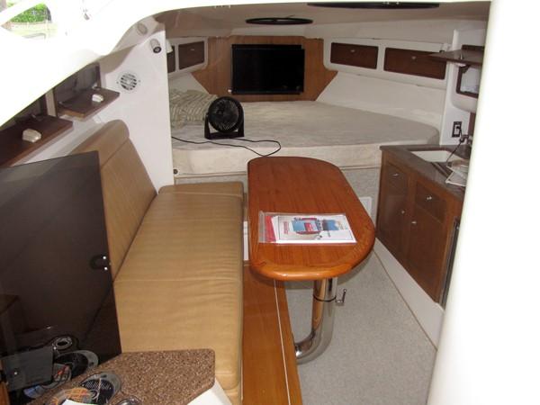 2008 MIDNIGHT EXPRESS 37 Cabin Center Console 2605292