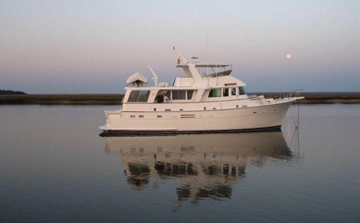 "1975 HATTERAS ""58"" LRC Trawler 2605621"
