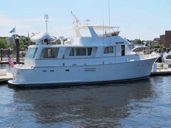 "1975 HATTERAS ""58"" LRC Trawler 2605622"
