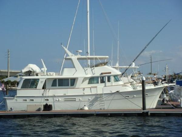 "1975 HATTERAS ""58"" LRC Trawler 2605623"