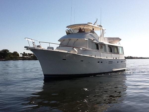 "1975 HATTERAS ""58"" LRC Trawler 2605624"