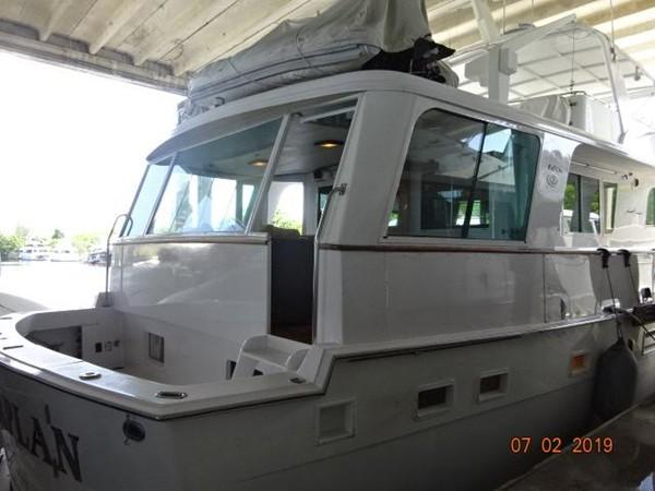"1975 HATTERAS ""58"" LRC Trawler 2605625"