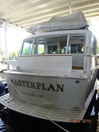 "1975 HATTERAS ""58"" LRC Trawler 2605626"