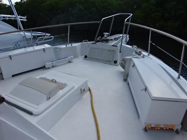 "1975 HATTERAS ""58"" LRC Trawler 2605628"