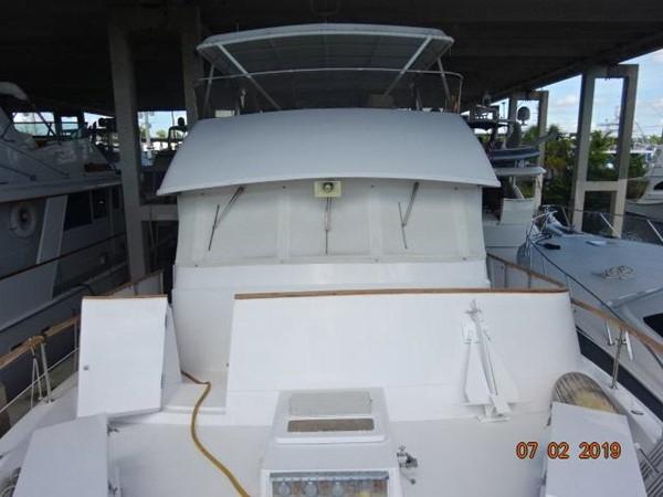 "1975 HATTERAS ""58"" LRC Trawler 2605629"