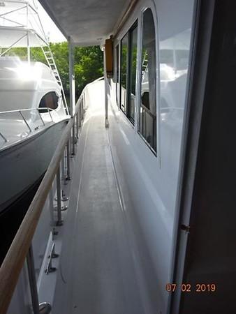 "1975 HATTERAS ""58"" LRC Trawler 2605631"