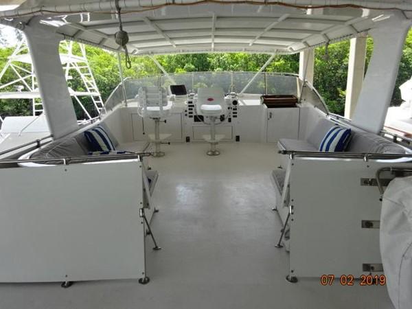 "1975 HATTERAS ""58"" LRC Trawler 2605635"