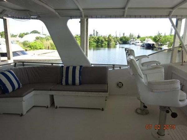 "1975 HATTERAS ""58"" LRC Trawler 2605637"