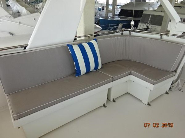 "1975 HATTERAS ""58"" LRC Trawler 2605642"