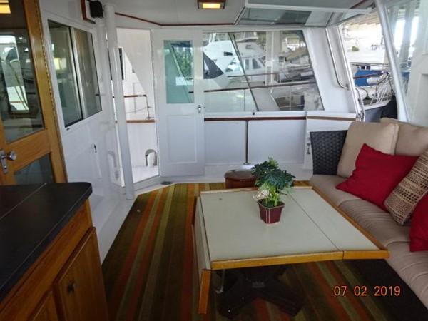 "1975 HATTERAS ""58"" LRC Trawler 2605647"
