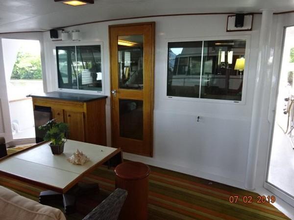 "1975 HATTERAS ""58"" LRC Trawler 2605648"