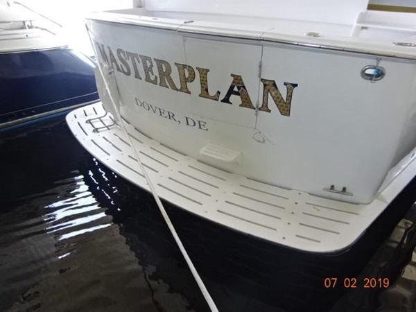 "1975 HATTERAS ""58"" LRC Trawler 2605654"