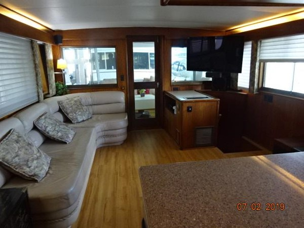 "1975 HATTERAS ""58"" LRC Trawler 2605656"