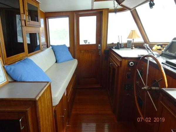 "1975 HATTERAS ""58"" LRC Trawler 2605664"