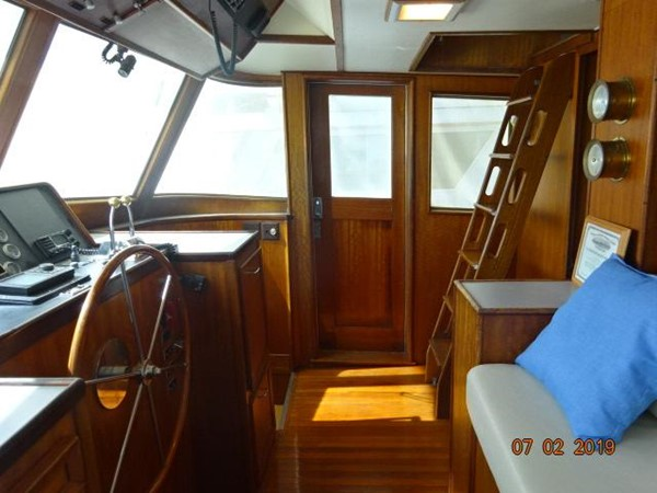 "1975 HATTERAS ""58"" LRC Trawler 2605665"