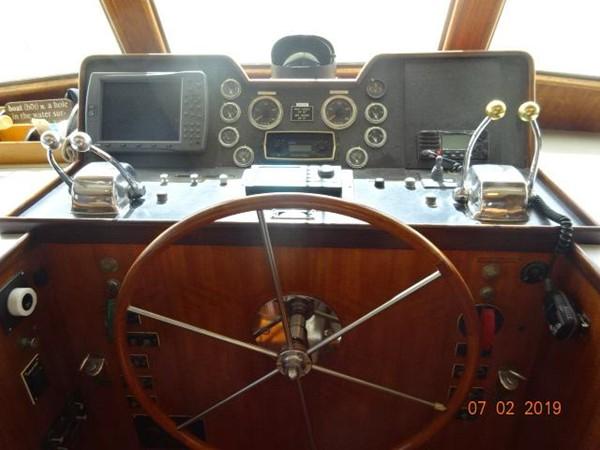 "1975 HATTERAS ""58"" LRC Trawler 2605666"