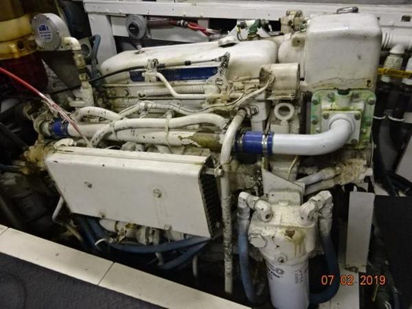 "1975 HATTERAS ""58"" LRC Trawler 2605685"