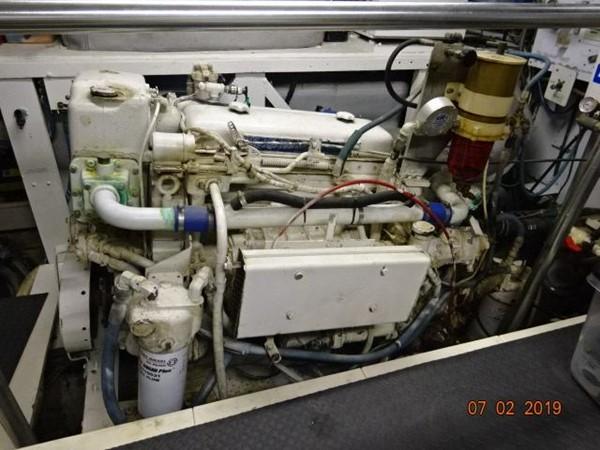 "1975 HATTERAS ""58"" LRC Trawler 2605686"