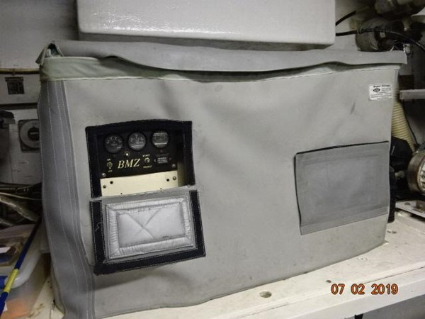 "1975 HATTERAS ""58"" LRC Trawler 2605695"