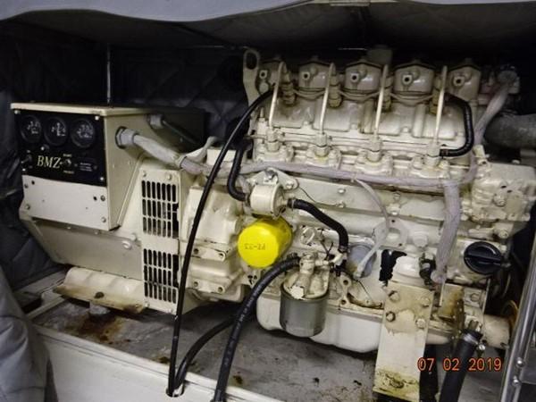 "1975 HATTERAS ""58"" LRC Trawler 2605696"