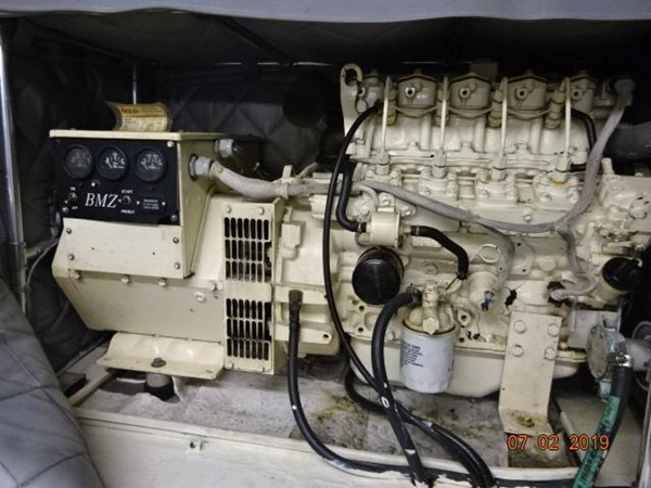 "1975 HATTERAS ""58"" LRC Trawler 2605698"