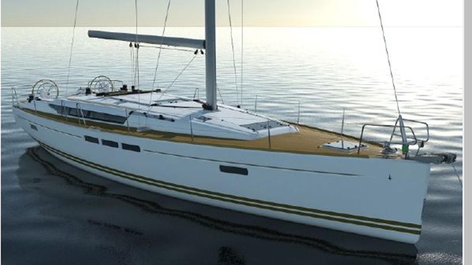 2019 JEANNEAU Sun Odyssey 519 Cruising Sailboat 2606892